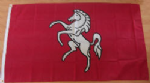 Kent Large Country Flag - 5' x 3'.